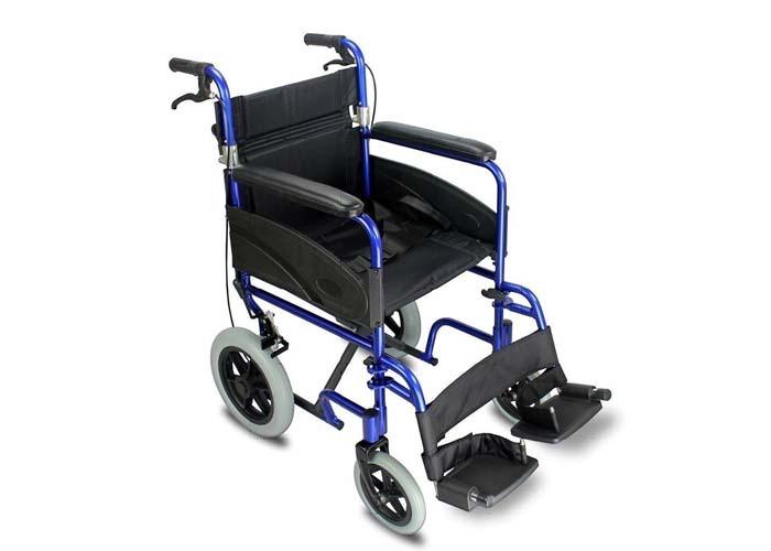 z-tec transit wheelchair